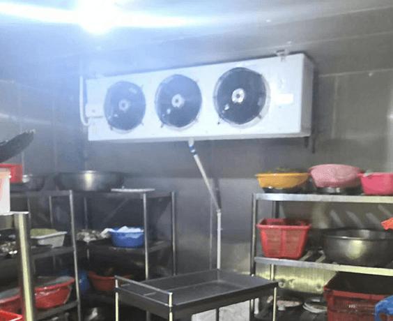 制冷设备厂家安装案例