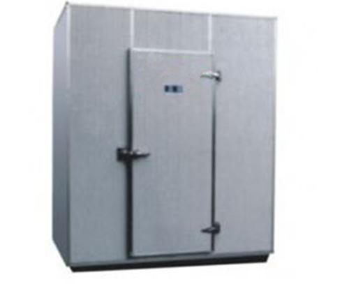 食品冷库是用于食品冷冻和冷藏的建筑物