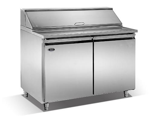 小型冷库中相对的湿度控制