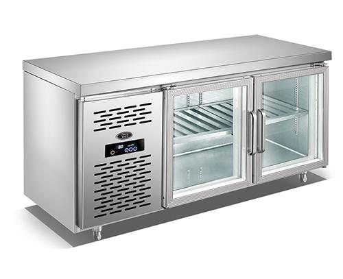 厨房双温冷库解决方案