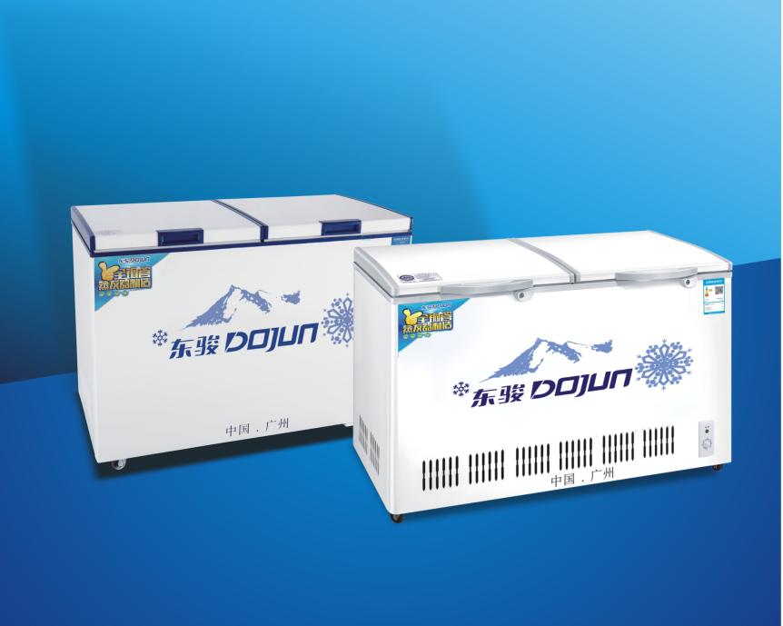 BCD-242卧式冷冻柜