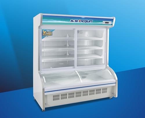 DLCD-18II风幕点菜柜