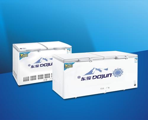 BD-600卧式冷冻柜