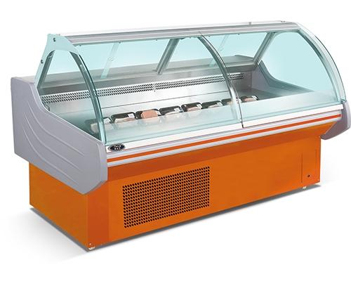 冷冻熟食柜