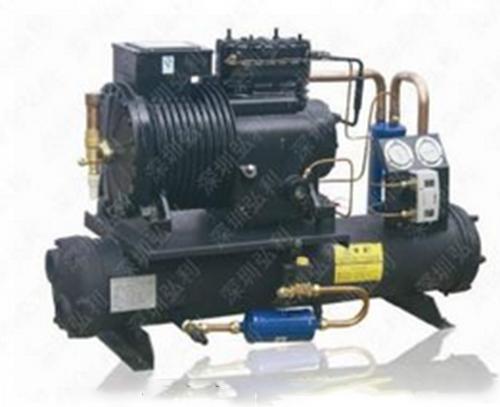 艾默生2S系列水冷冷凝机组